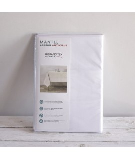 packaging mantel blanco